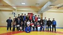 Güreş Turnuvasında Büyük Başarı