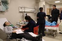 Kan Bağışı Oranı Düştü Hastane Çalışanları Seferber Oldu