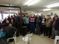 TRAFİK KURALLARI - Manavgat Jandarma Trafikten Trafik Semineri
