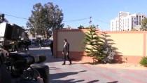 REFAH SINIR KAPISI - Mısır Heyeti Refah Kapısı'nı Görüşmek Üzere Gazze'de