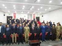 YEŞILAY - Nurdağı'nda Uyuşturucu İle Mücadele Toplantısı