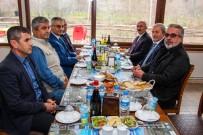 Osmaneli Protokolü Basın Mensupları İle Buluştu