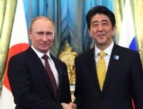SOVYETLER BIRLIĞI - Rus Lideri Putin Ve Japonya Başbakanı Abe'in Görüşmesi Öncesi Gerginlik