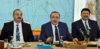 İLETİŞİM FAKÜLTESİ - Selçuk'ta 10 Ocak Çalışan Gazeteciler Günü Kutlandı