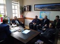 Serdar Mersin Açıklaması 'Halkımıza Ayrım Yapmadan Hizmet Edeceğiz'