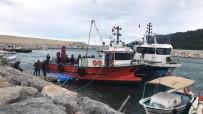 Sinop'ta Tekne Battı Açıklaması 1 Ölü, 1 Kayıp