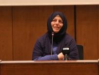 SİBEL ERASLAN - TDV KAGEM'in 'Toplumsal Alanda Kadın' Konferansları