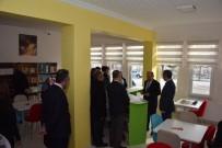 Tosya'da Açılan Kütüphaneye Şehidin İsmi Verildi