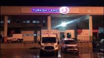 ADNAN MENDERES HAVALİMANI - Ukrayna'da Öldürülen Öğrencinin Cenazesi İzmir'e Getirildi
