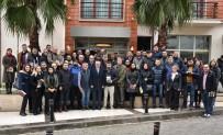 BASıN İLAN KURUMU - Vali Deniz Gazetecileri Ağırladı