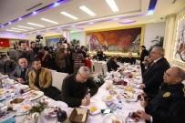 KAMU GÖREVİ - Vali Nayir, Gazeteciler İle Bir Araya Geldi