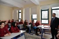 Vali Şentürk Fen Lisesi Öğrencileriyle Bir Araya Geldi
