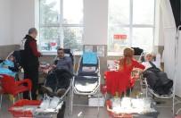 Velilerden Kan Bağışı Kampanyasına Destek