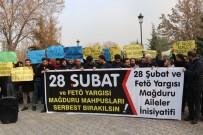 28 ŞUBAT - '28 Şubat Ve FETÖ Yargısı Mağduru Aileler İnsiyatifi'nden Adalet Çağrısı