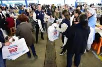 HALK EKMEK - Adana Büyükşehir'den 250 bin adet bez çanta