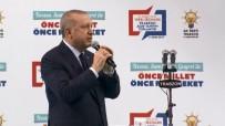 İBRAHIM SAĞıROĞLU - AK Parti'nin Trabzon İlçe Adaylarını Açıkladı