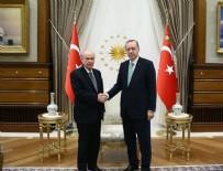DEVLET BAHÇELİ - AK Parti ve MHP, Ordu ile Samsun'da da anlaştı!