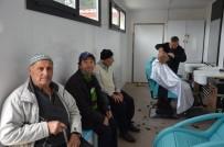 SOSYAL PROJE - Alanya'da Hizmet Vatandaşın Ayağında