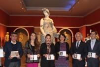ARKEOLOJI - Antalya, 16 Antik Çağ Kadın Heykelinin Fotoğrafının Bulunduğu Takvimle Tanıtılacak