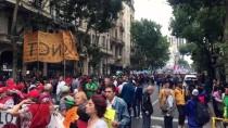 SİYASİ PARTİLER - Arjantin'de Zam Protestoları