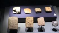 ARKEOLOJI - Asırlık Fabrikadaki Eserlere Ziyaretçi İlgisi