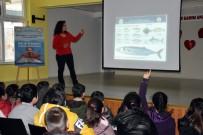 YENIKÖY - Aydın'da Öğrencilere Balık Tüketmenin Faydaları Anlatıldı