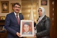 İMAM HATİP LİSESİ - Başkan Çelik'i Duygulandıran Fotoğraf