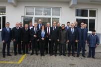ÖZLEM ÇERÇIOĞLU - Başkan Çerçioğlu Ve Denizli Milletvekili Sancar Sivil Toplum Ve Meslek Örgütlerini Ziyaret Etti