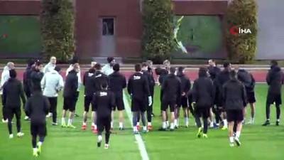 Beşiktaş, Antalya'da Son İdmanını Yaptı