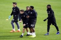 RİCARDO QUARESMA - Beşiktaş'ta keyifler yerinde