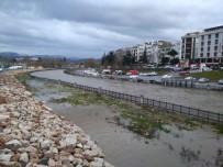 KOCABAŞ - Biga'da Taşkın Tehlikesi