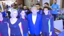 MİMAR SİNAN - Binali Yıldırım İstanbul'da Çeşitli Ziyaretlerde Bulundu