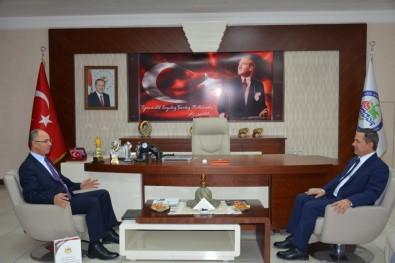 Büyükelçi Fead Mustafa, 'Ereğli İle İlişkilerimizi Geliştirmek İstiyoruz'