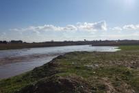 Ceylanpınar'dan Rasulayn Tarafına Akan Sular Yeraltı Obruklarında Kayboluyor