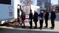 Cezaevi Personelinden Kan Bağışı Kampanyasına Destek