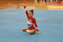 BAHÇEŞEHIR - Cimnastik Yarışmaları Gerçekleştirildi