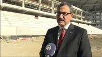 SPOR KOMPLEKSİ - Çotanak Spor Kompleksi Son Virajda
