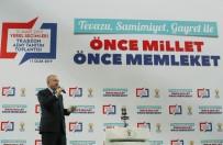 Cumhurbaşkanı Erdoğan Açıklaması 'Seçimlerde Birkaç Fazla Oy Alabilmek İçin Çetelerle İşbirliğine Gitmedik'