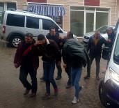 MEHMET KıLıÇ - Demirci'de 4 Kişi Dolandırıcılıktan Tutuklandı