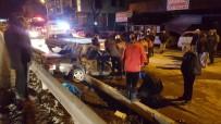KERVAN - Düzce'de Meydana Gelen Kazada 4 Kişi Yaralandı