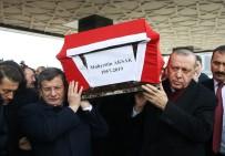 DİYANET İŞLERİ BAŞKANI - Erdoğan cenazeye katıldı