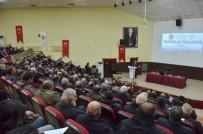 Erzincan'da Ki Köy Ve Mahalle Muhtarlarından 'Uyuşturucu İle Mücadele' Alanında Destek İstendi