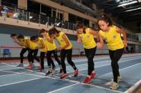 OLIMPIYAT - Eyüpsultanlı Gençler Olimpiyatlara Hazırlanıyor