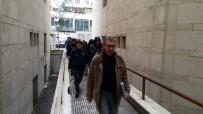 FETÖ Operasyonunda Gözaltına Alınan İş Adamları Adliyeye Sevk Edildi