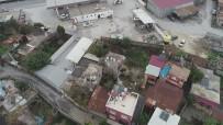 'Gizemli Kazı' Bitti, 'Kırmızı Ev' Kaderine Terk Edildi