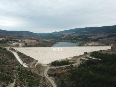 Gölpazarı Akçay Barajının Yapımı Tamamlandı