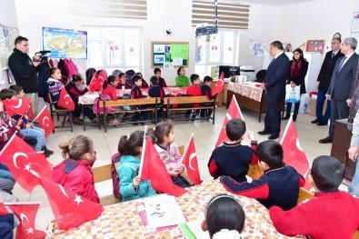 Gürkan Öğrenciler İle Bir Araya Geldi