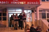 Hatay'da Uyuşturucu Operasyonunda 8 Tutuklama