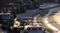 KOMANDO - İdlib Sınırına Askeri Sevkiyat