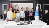 ÇOCUK GELİŞİMİ - 'İyilik Ajandasını' Rektör Karacoşkun'a Hediye Ettiler